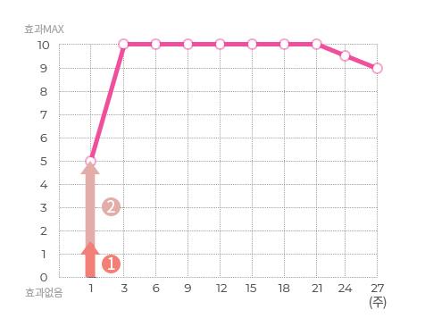 슈링크 부스팅 프로그램 그래프2